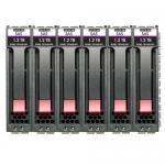 Серверный жесткий диск HDD HP Enterprise/MSA (Gen6) 10.8TB SAS 12G Enterprise 10K SFF (2.5in) M2 3yr Wty/6-pack/HDD Bundle