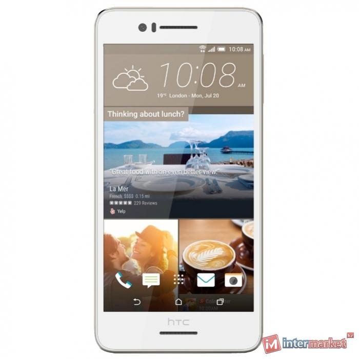 Смартфон HTC Desire 728G DS White