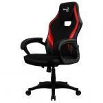 Компьютерное кресло AeroCool AERO 2 Alpha игровое, черно-красное