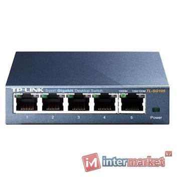 Коммутатор TP-LINK TL-SG105