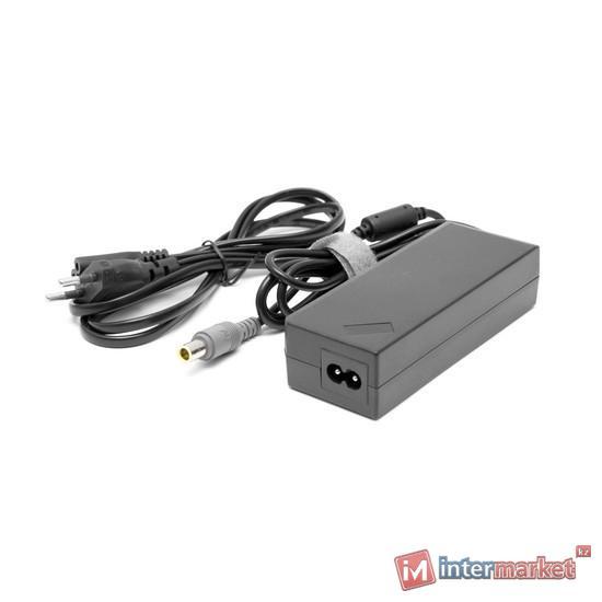 Персональное зарядное устройство, LENOVO, 20V/3.25A, 65W, Штекер 7.95.5 (pin inside), Чёрный