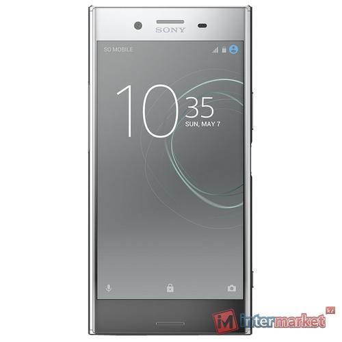 Смартфон Sony Xperia XZ Premium, Luminous Chrome