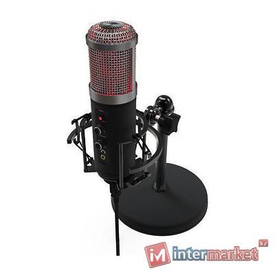 Студийный микрофон Ritmix RDM-260 USB Eloquence черный