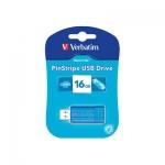 USB Флеш 16GB 2.0 Verbatim 049068 в голубую полоску